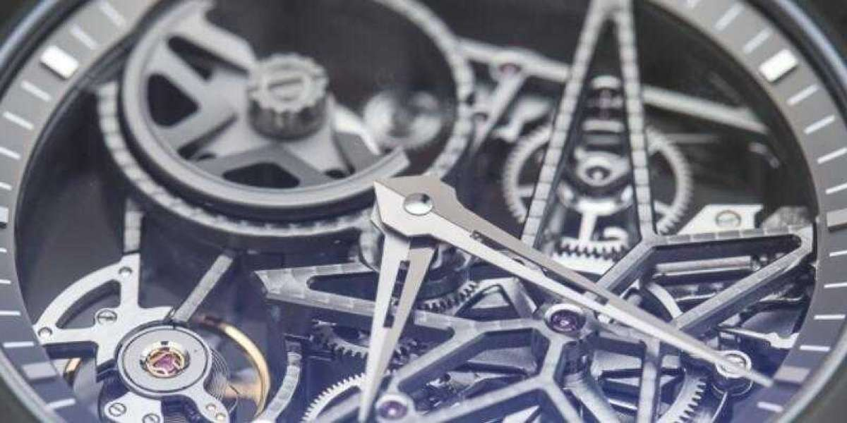 Roger Dubuis Automatic Skeleton