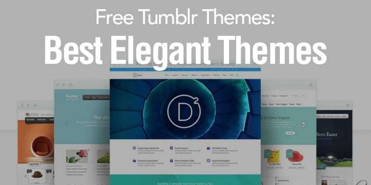Elegant Tumblr Themes