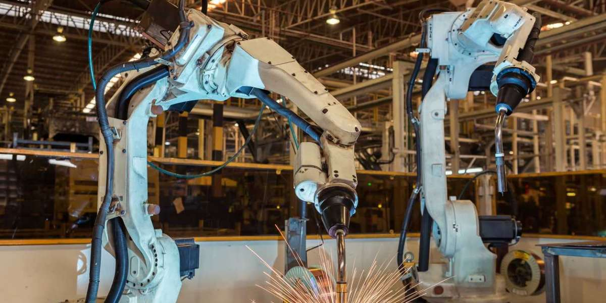 Automotive Robotic Welding Systems: How it Work?