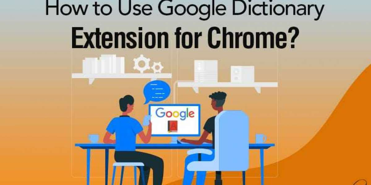 How to use Google Dictionary Extension