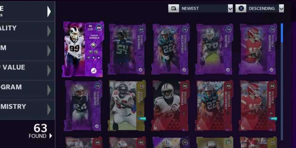 What should players first come to Madden NFL 21 Ultimate Team