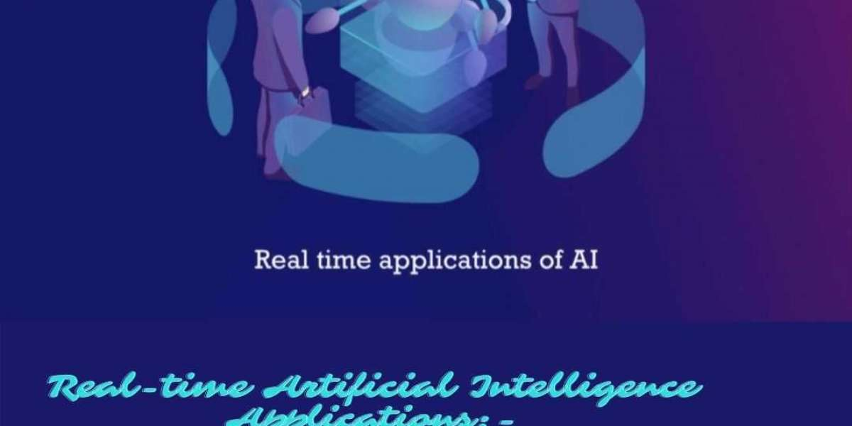 Real-time Artificial Intelligence Applications |Best IT service providers
