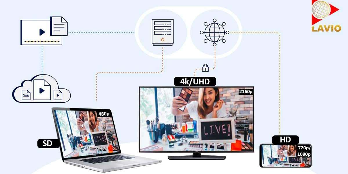 Lavio – An ultimate Online OTT streaming Platform for Entertainment