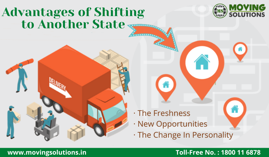Advantages of Shifting to Another State