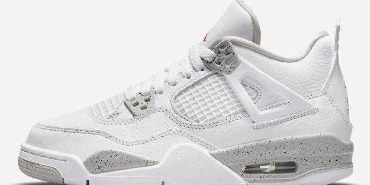 When Will the Air Jordan 4 White Oreo to Debut ?