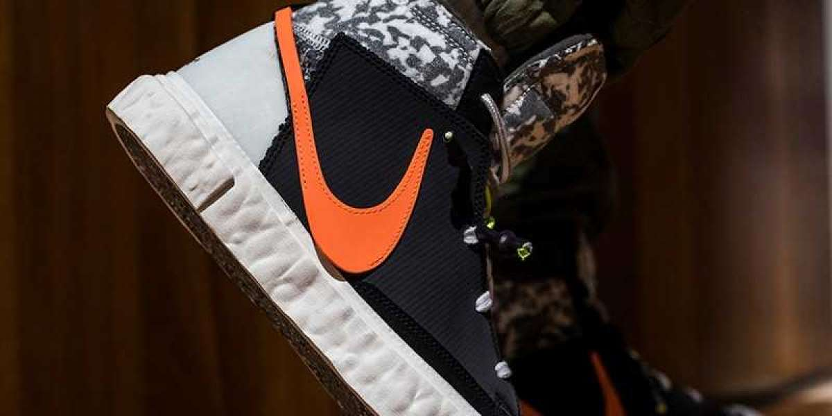 How would you rate this READYMADE x Nike Blazer Mid CZ3589-001 shoes?