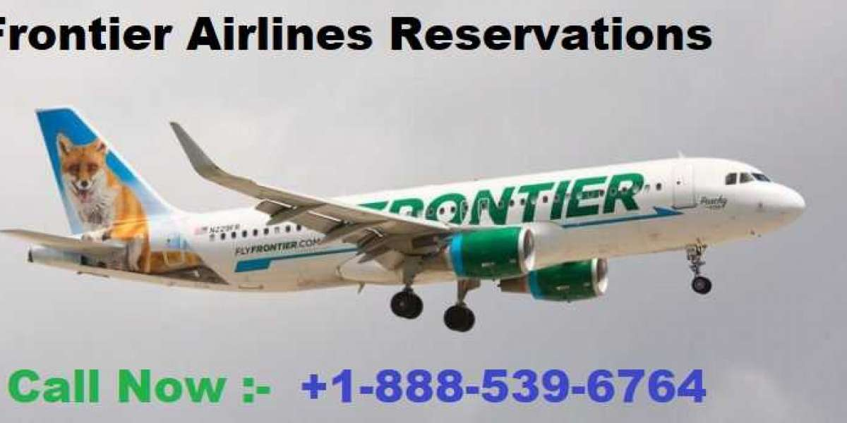 How to upgrade seats with Frontier Airlines?