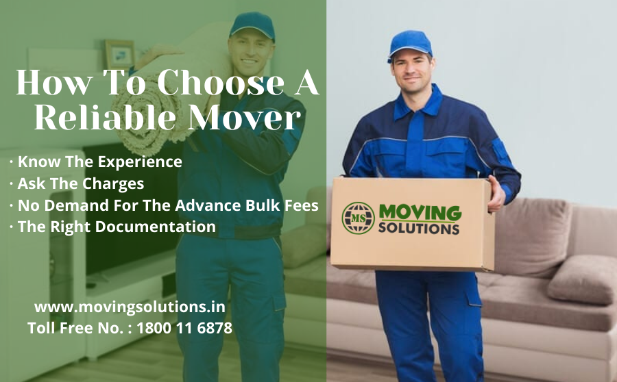 How to Choose a Reliable Mover | Live Blogspot