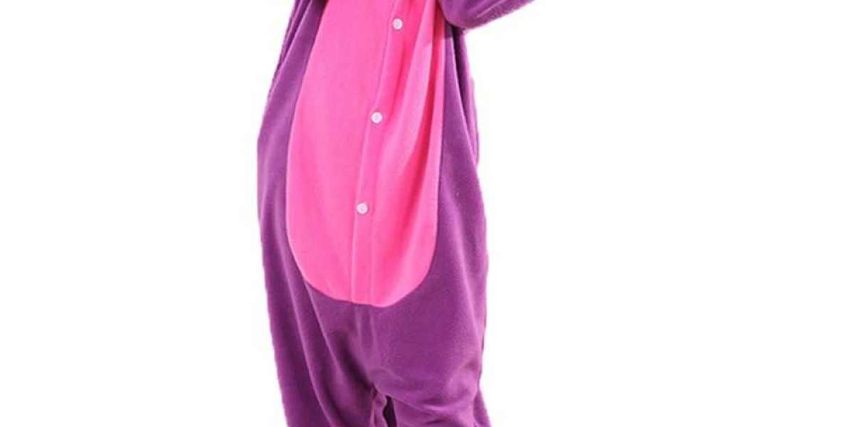 Animal Onesies For Adults - Wears Them As Pet Costumes