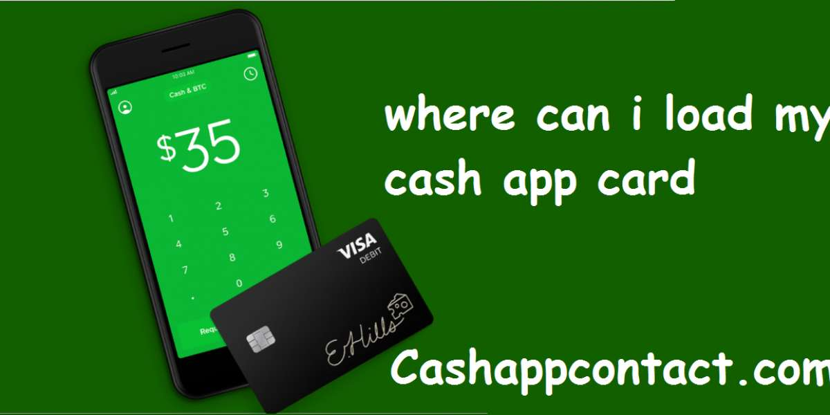 Where can I go to put money on my cash app card?