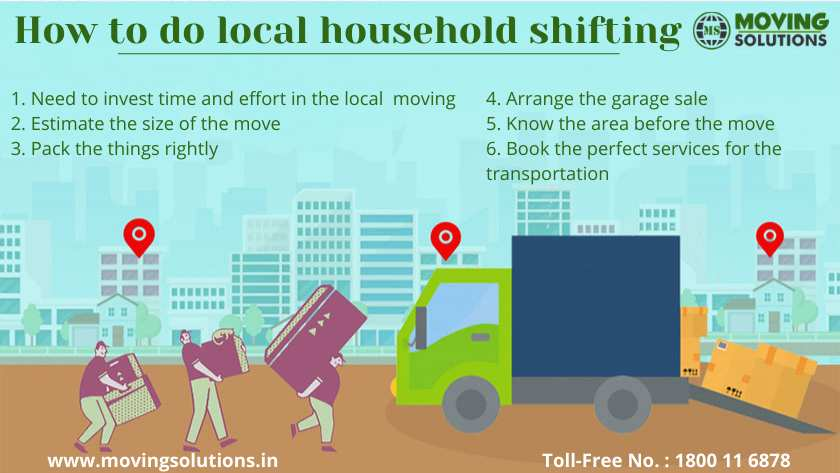 How to do Local Household Shifting