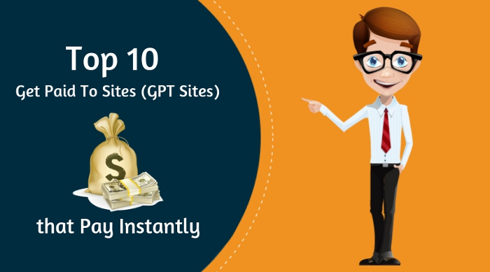 gpt sites that pay instantly
