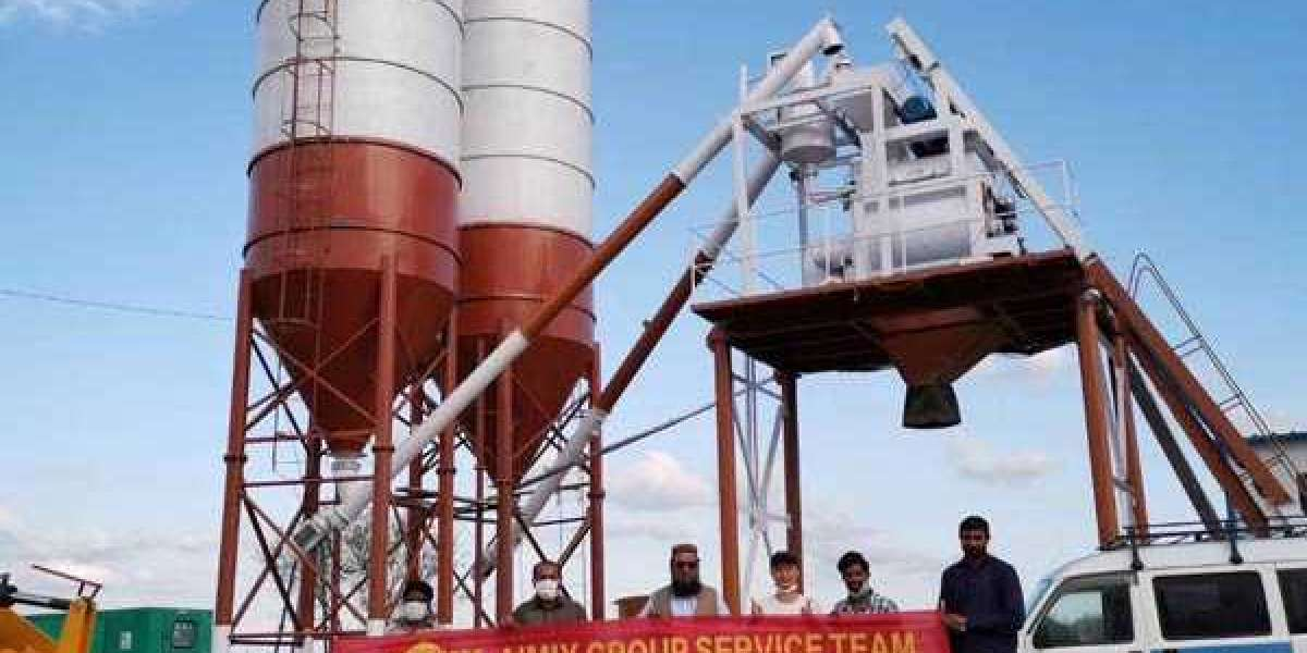 Where To Consider A Trusted Concrete Batch Plant Manufacturer