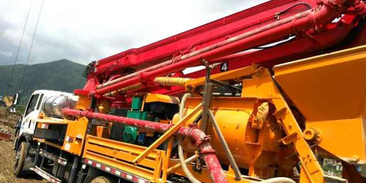 Helpful Tips Concerning the Attributes of Concrete Pump Cars