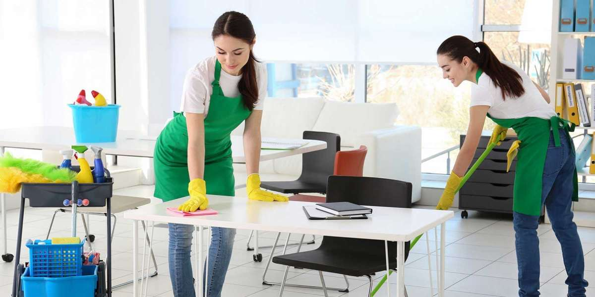 How Professional Office Cleaning Services Help in Making Your Office Disease Free?