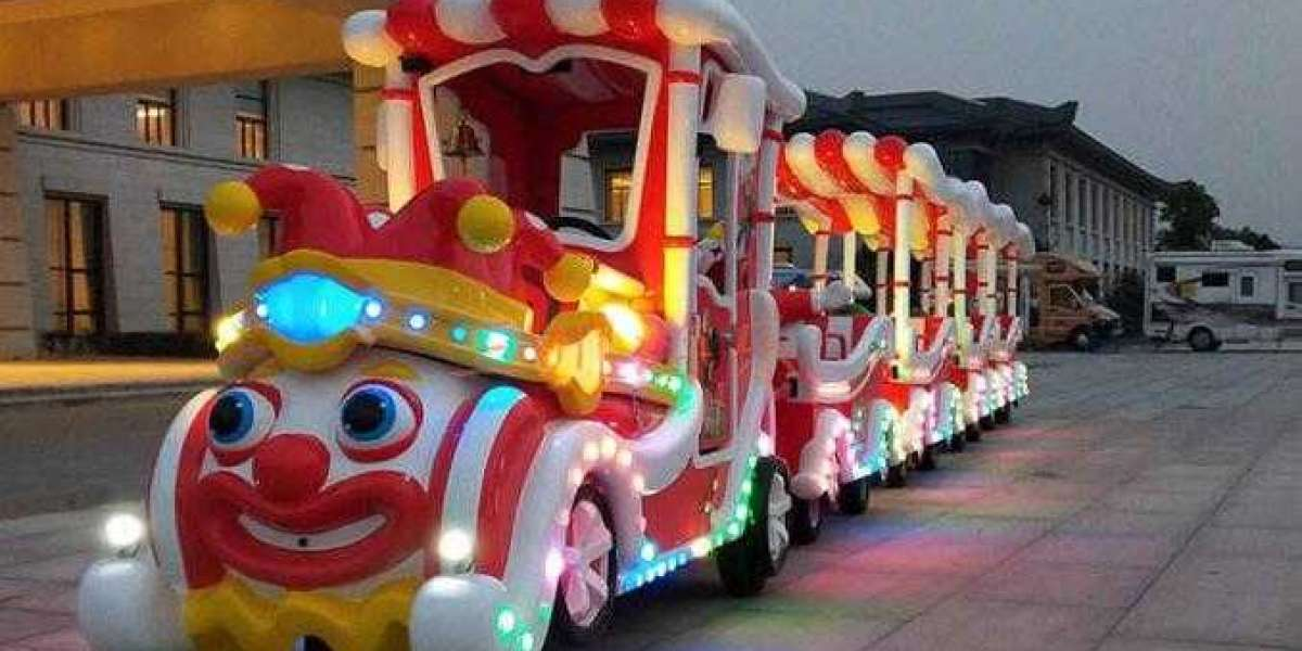 Looking For A Mini Train Ride Available For Purchase?