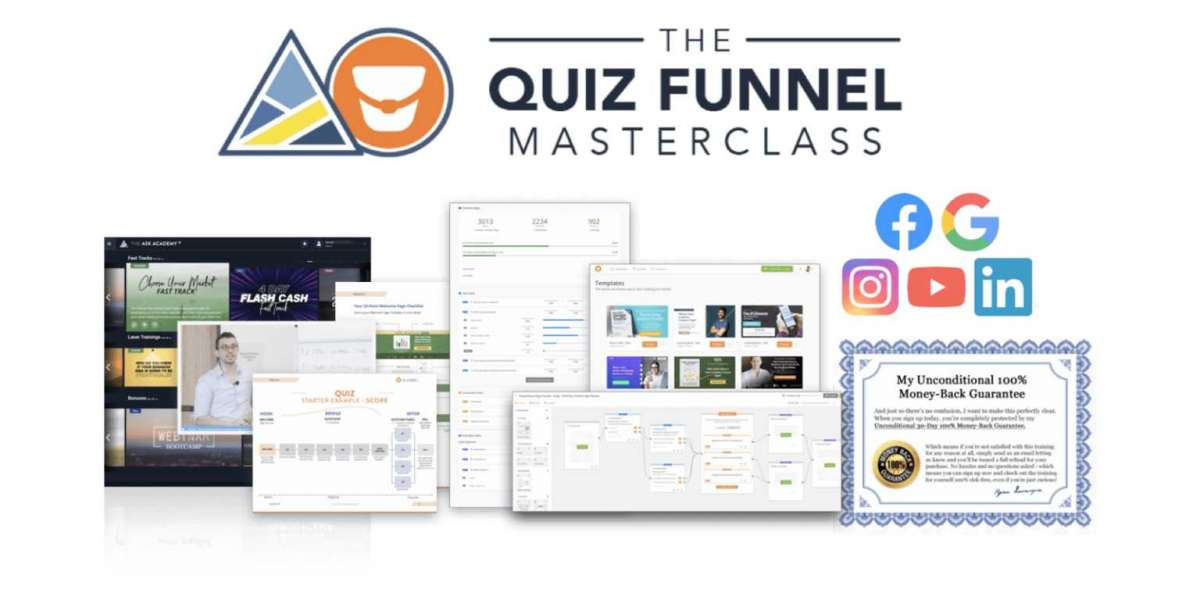Full Review of Ryan Levesque's QUIZ Funnel Masterclass