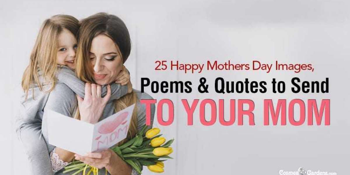 Roses Are Red Violets Are Blue Mothers Day Poem
