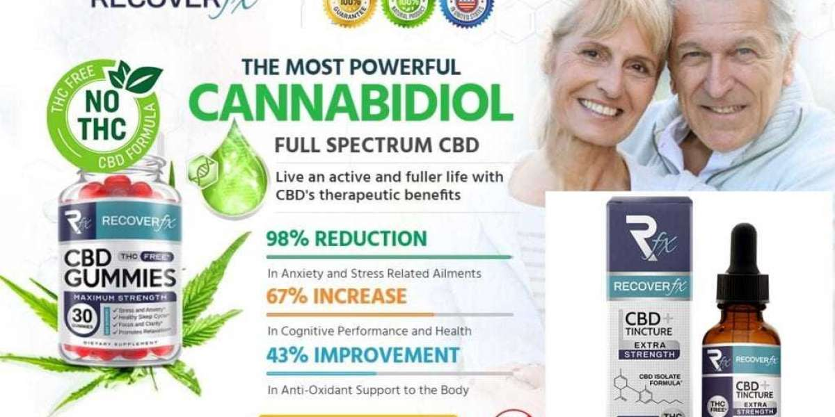 What Are The Recover FX CBD Gummies 2021?