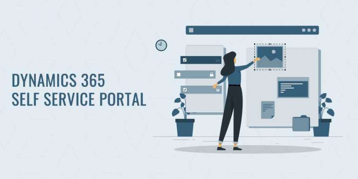 Dynamics 365 Self Service Portal - To Manage Dynamics Operations Better