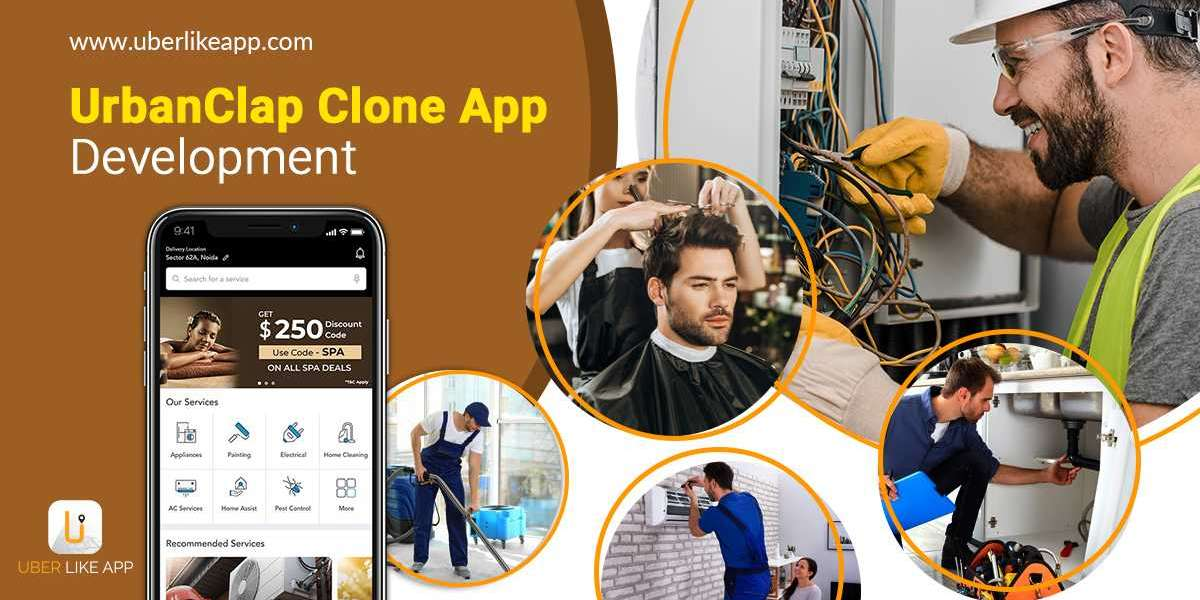 6 major steps to consider while developing on- demand home services app UrbanClap clone