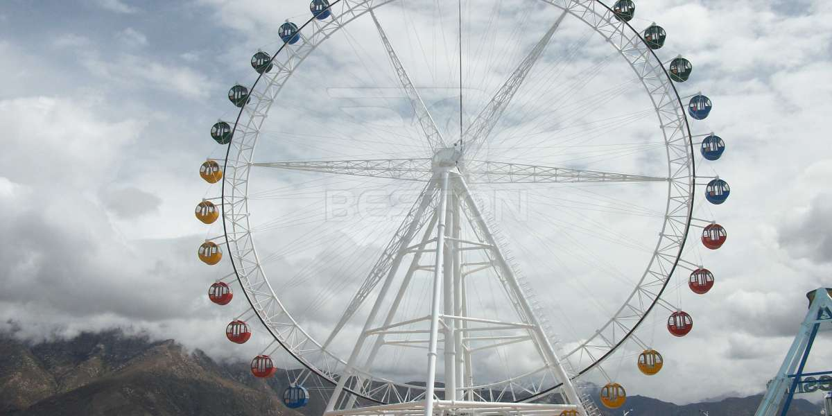 Increase Profits By Having An Observation Wheel