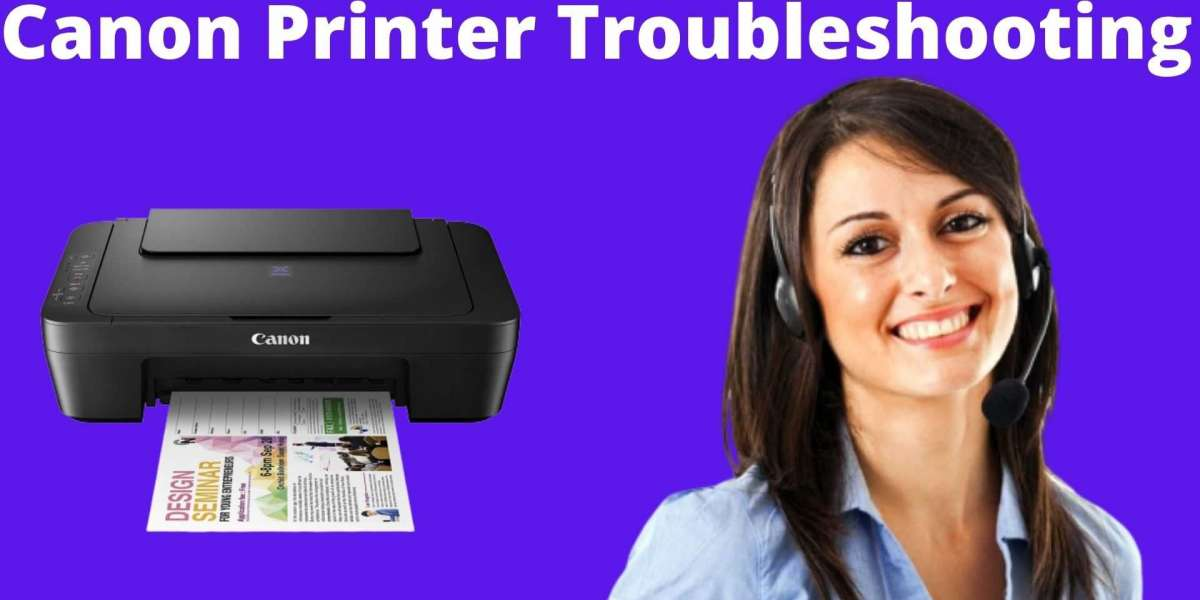 Get A Guide About Canon Printer Troubleshooting