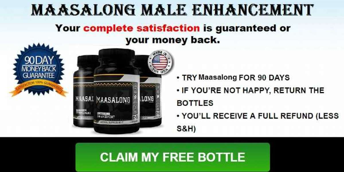 How To Use & Safe Maasalong Male Enhancement?