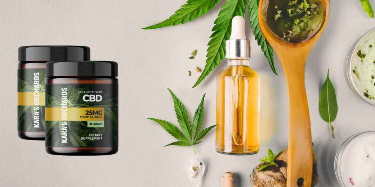 What Is Kara's Orchards CBD Gummies For Anxiety?