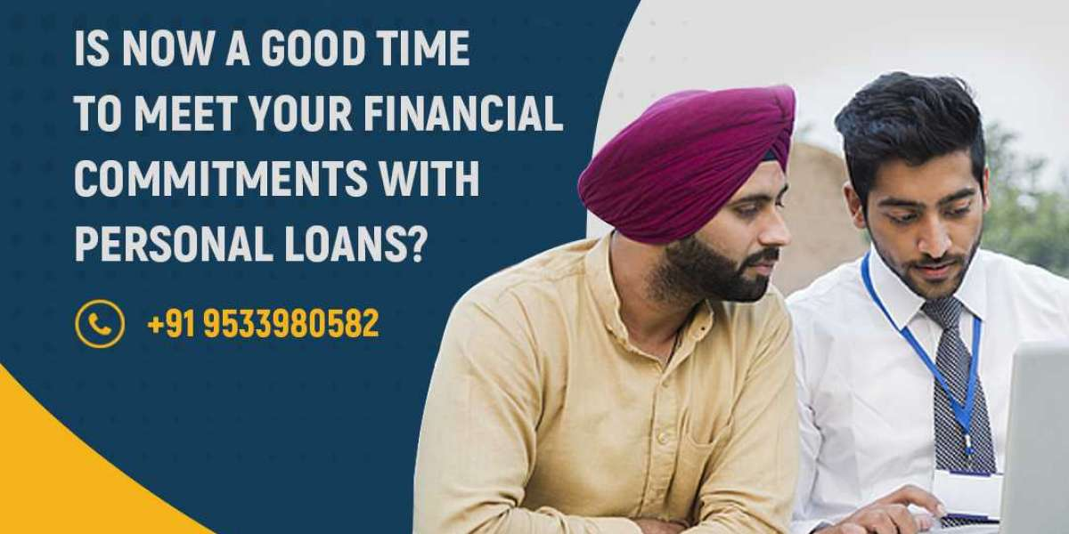 Meet Your Financial Commitments Easily with Low Interest Personal Loans