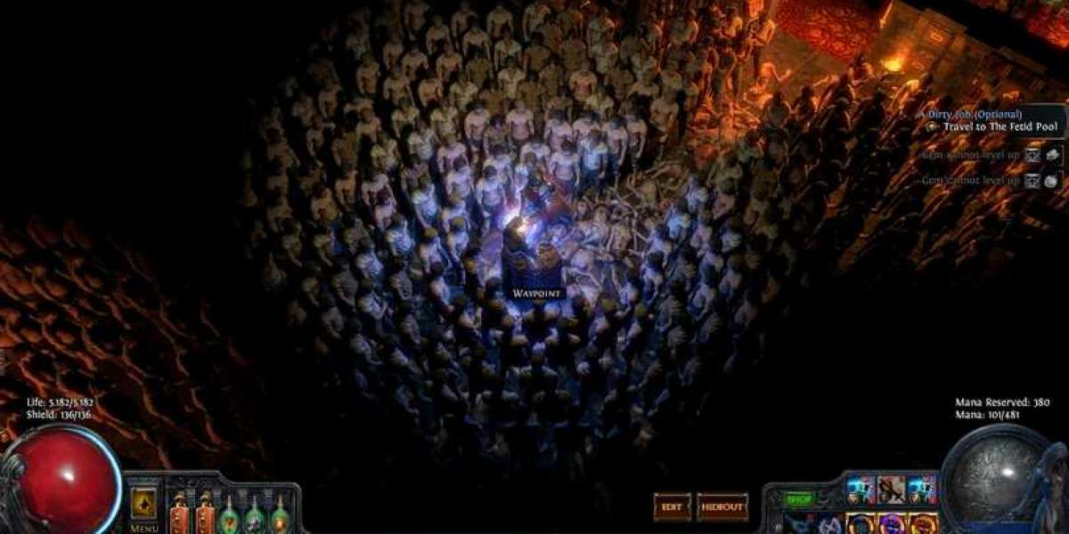 The next league of Path of Exile is coming
