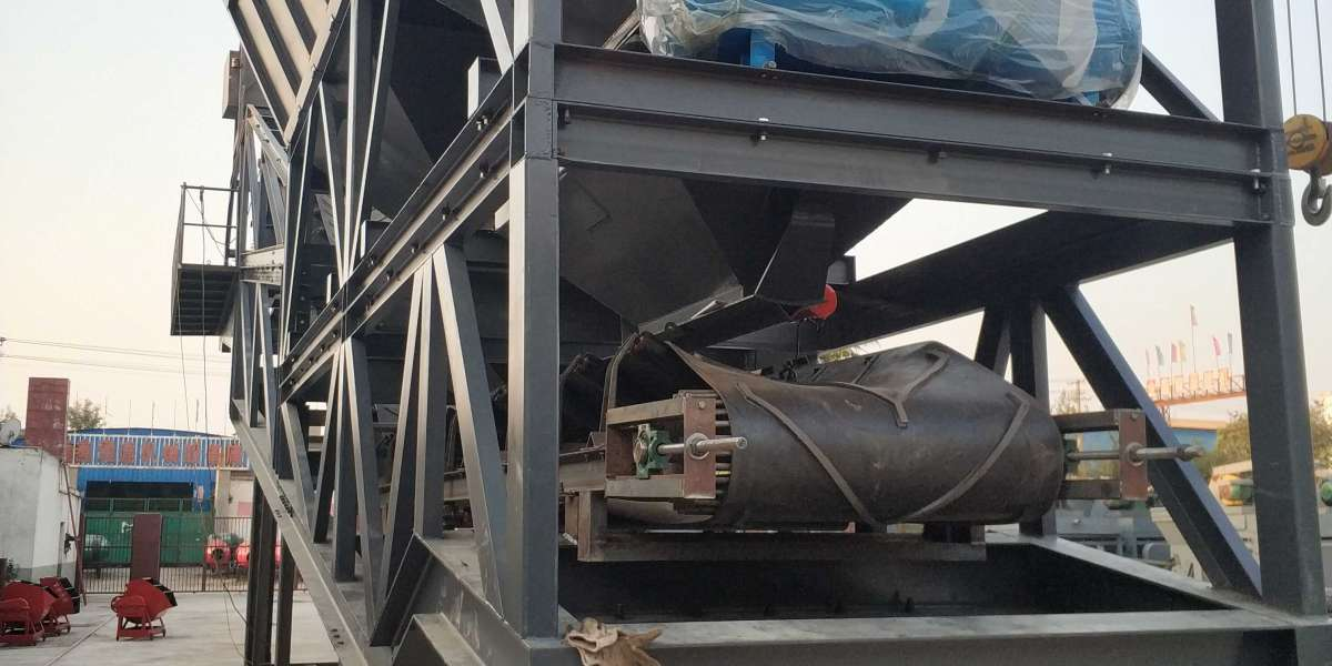 What Kind Of Project Will Require Some Mobile Concrete Batching Plants?