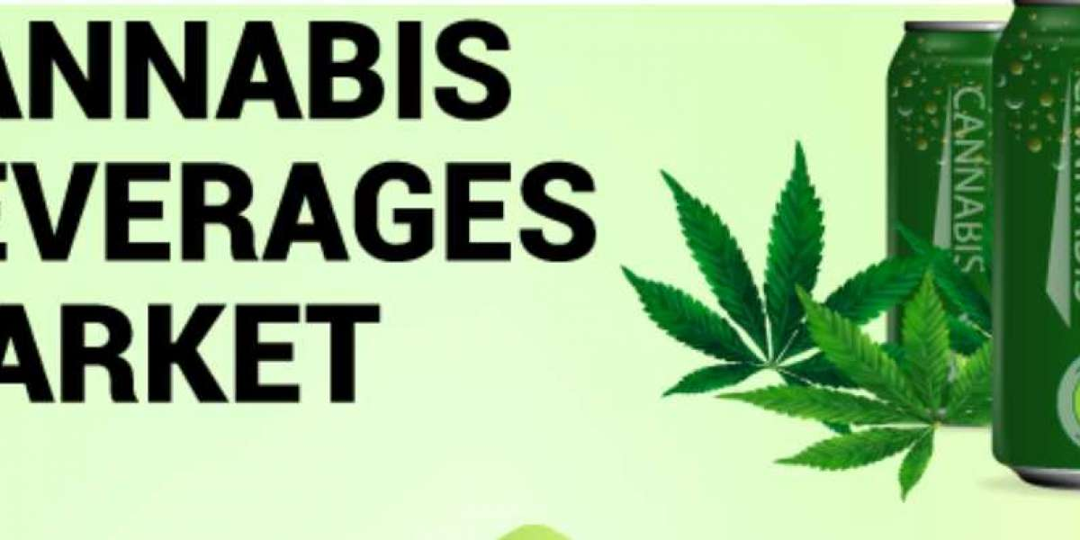 Cannabis Beverages Market Size to Reach USD 8,521.6 Million by 2027