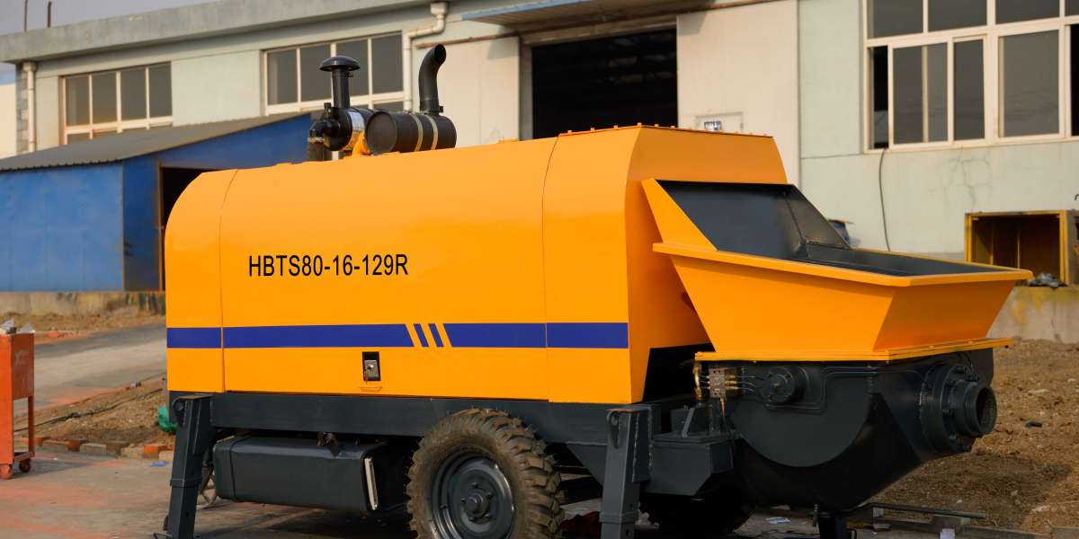 Top Five Reasons To Purchase A Mobile Concrete Pump