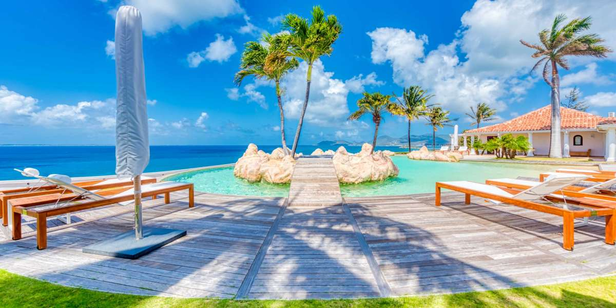 How to have the time of your life while staying at stmartin luxury villa