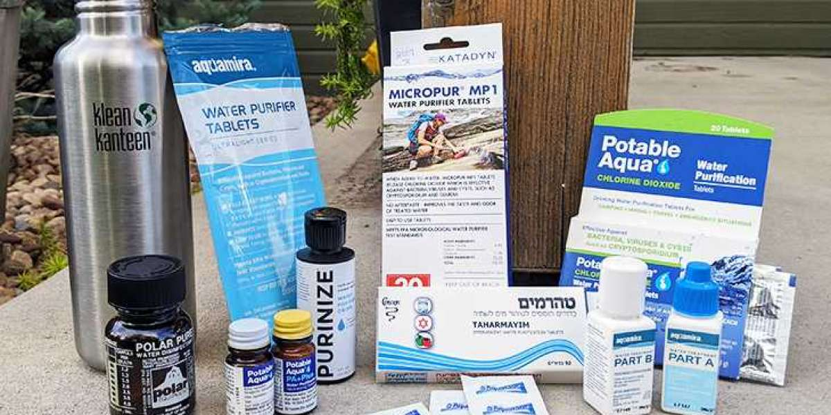 How to choose the best water purification tablets to suit your needs.