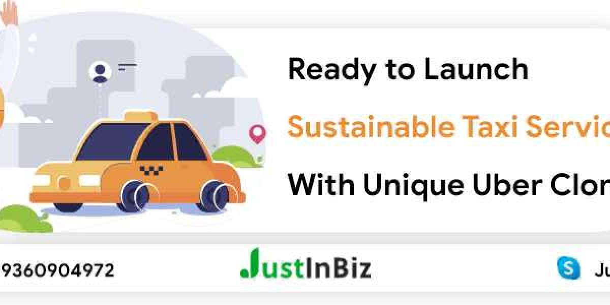 Ready to Launch Sustainable Taxi Services With Unique Uber Clone