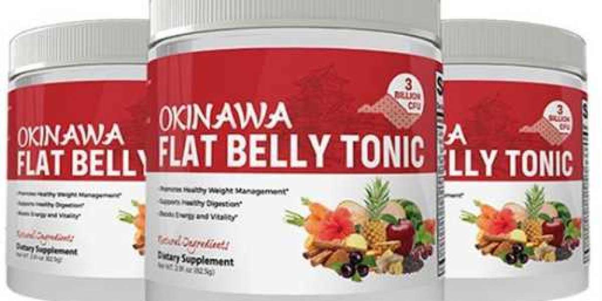 Okinawa Flat Belly Tonic Reviews - Brand New & Healthy Fat Loss Support