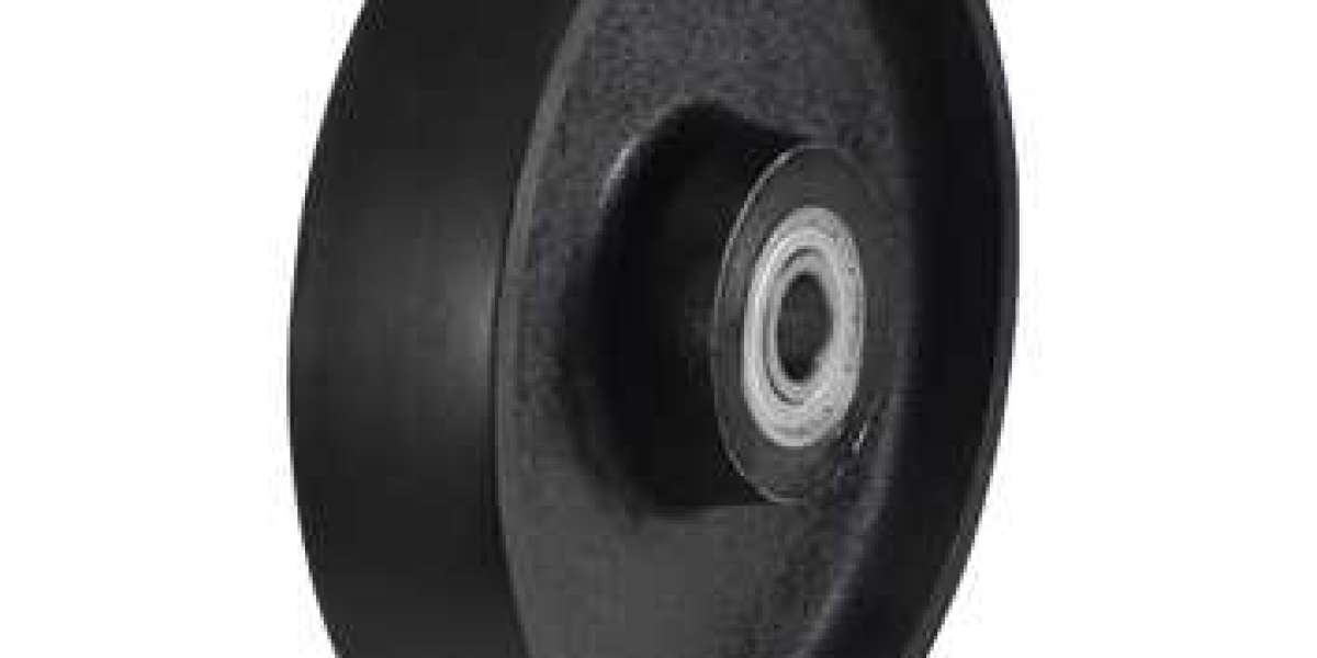 Buy Durable and Reliable Trolley Wheels from Castormart