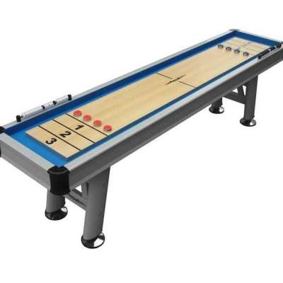 Playcraft Extera Outdoor Shuffleboard Table with Accessories Profile Picture